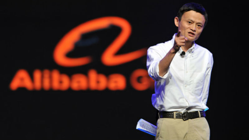 Alibaba will work on the poverty problems in China