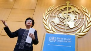 China wants to contribute to global health governance