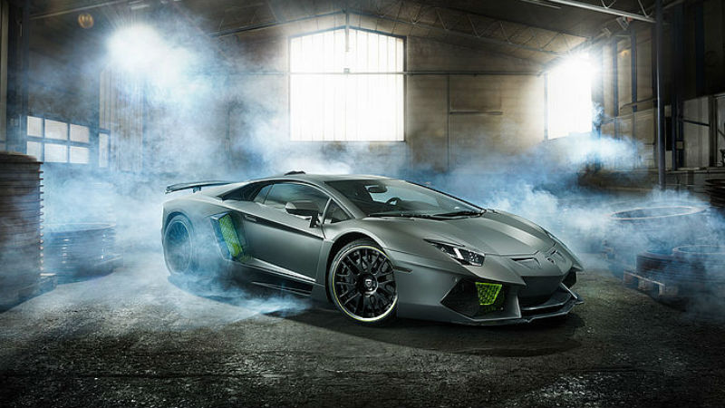 Lamborghini will skip the Paris Motor Show