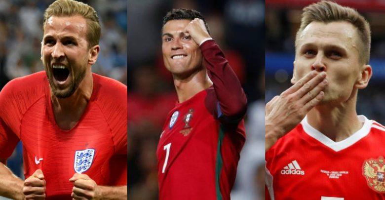 World Cup Top Scorers : Fifa world cup top goal scorers golden boot