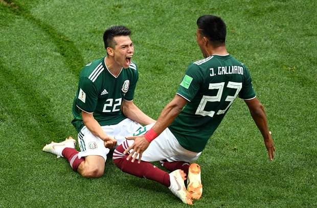 Germany vs. Mexico highlights