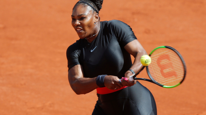 Here's how Nike responded to the banning of Serena Williams' catsuit