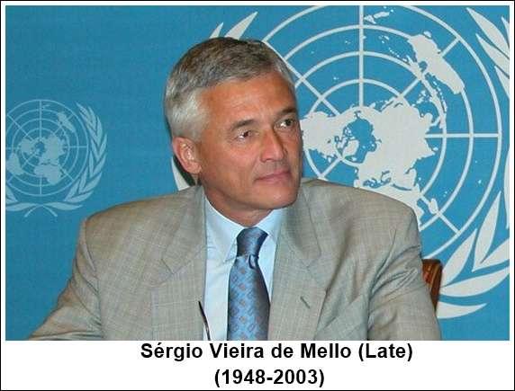 Sérgio Vieira de Mello,World Humanitarian Day 2018, World Humanitarian day, ShareHumanity