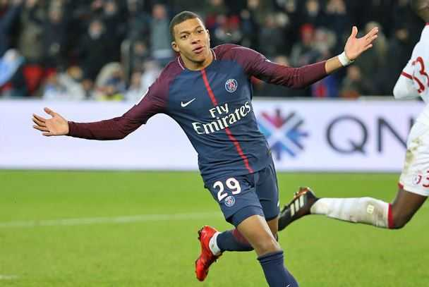 Kylian Mbappe, FIFA 19 Fastest Players