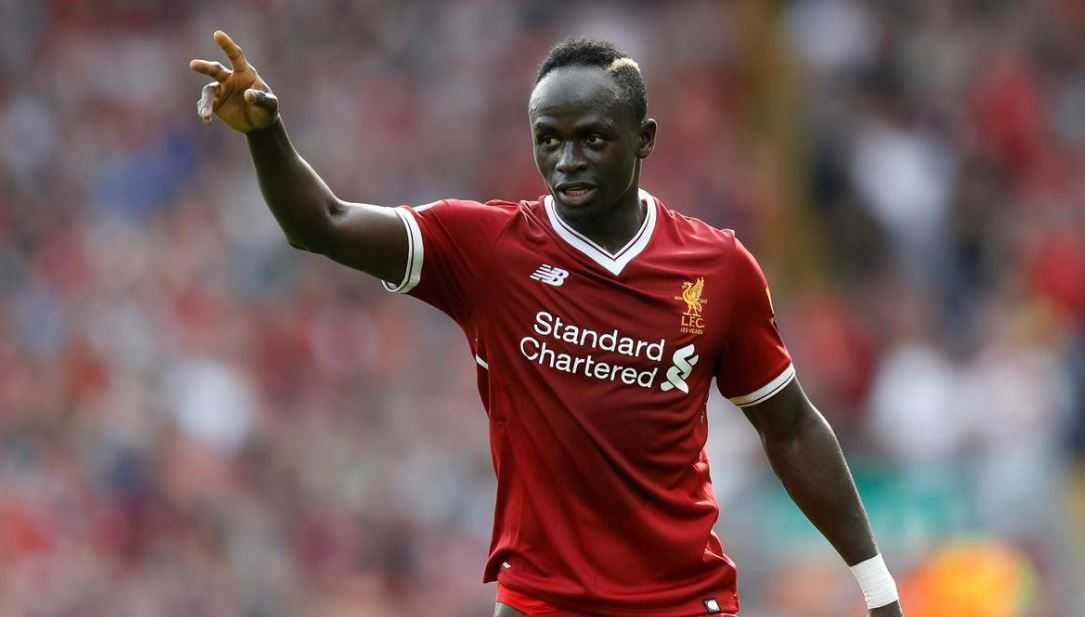 Sadio Mane, FIFA 19 Fastest Players