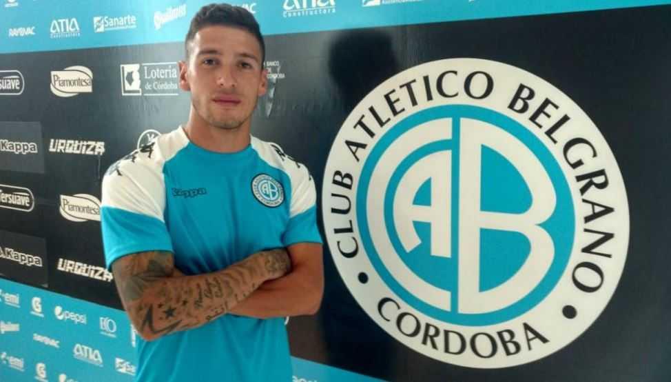 Jonas Aguirre, Club Atletico Belgrano
