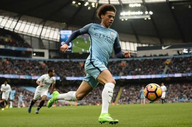 Leroy Sane, FIFA 19 Fastest Players