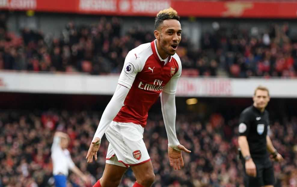 Pierre-Emerick Aubameyang, FIFA 19 Fastest Players