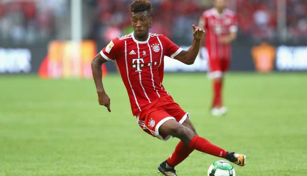 Kingsley Coman, FIFA 19 Fastest Players