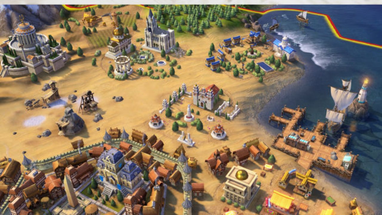 Civilization VI set to Release for Nintendo Switch with Four