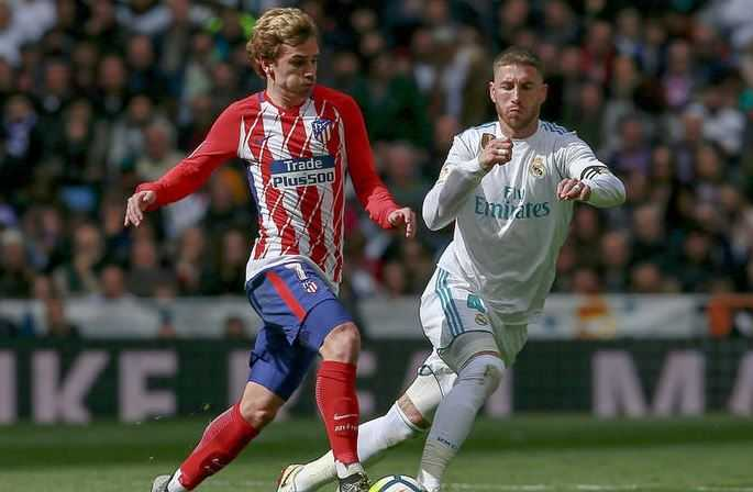 Forlan knocks Griezmann off his pedestal after Messi, Ronaldo claim