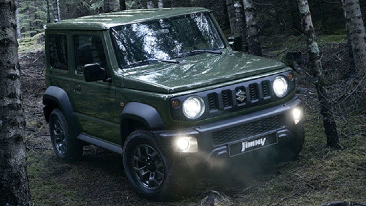 2018 Jimny Release Date >> Suzuki Jimny 2019 :Release Date|Photos|Price|Specifications|Interior|Engine Specs | First Newspaper