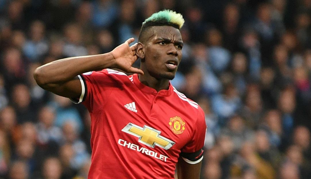 There will always be talk about my future - Pogba