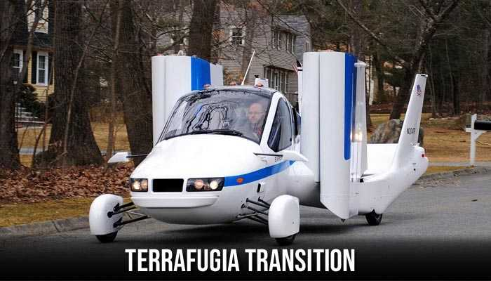 Terrafugia Transition, The weirdest cars ever produced