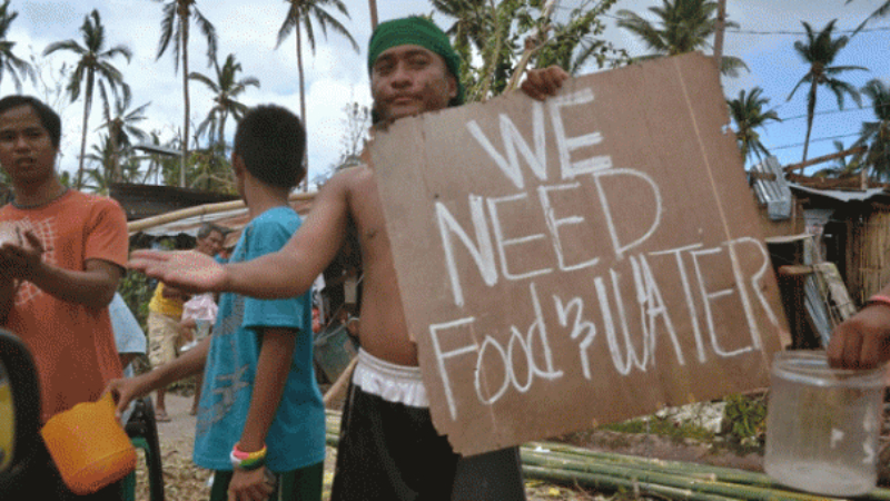 Climate change driving global hunger increase, warns UN