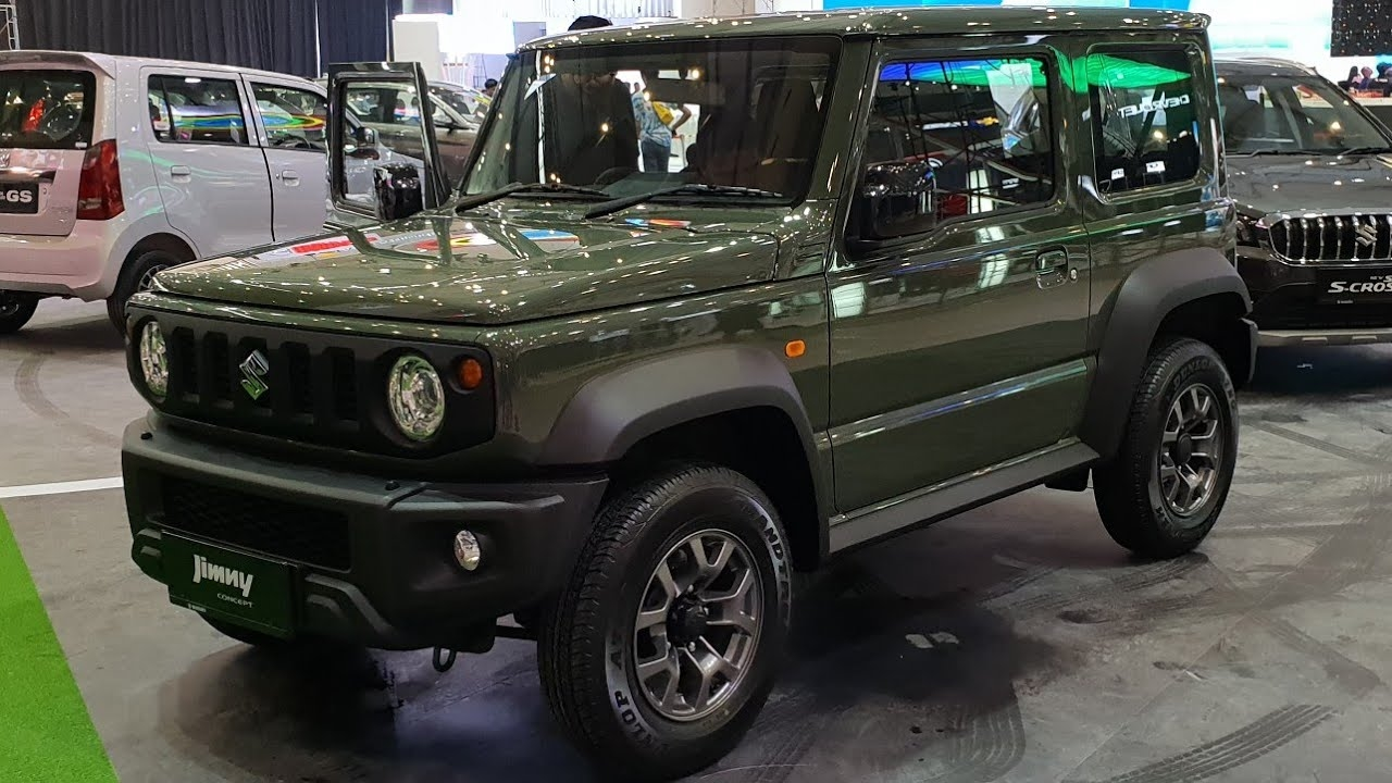 suzuki jimny 2019 release date photos price specifications interior engine specs first newspaper. Black Bedroom Furniture Sets. Home Design Ideas