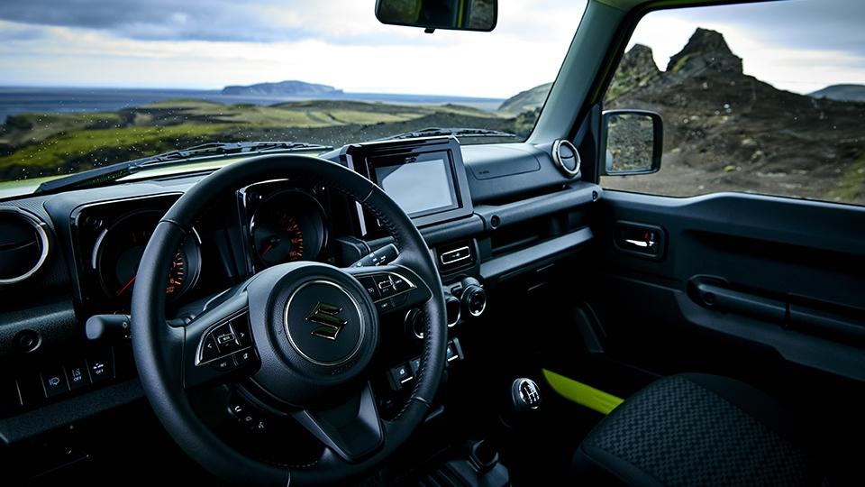 Suzuki Jimny 2019 Interior, Jimny interior