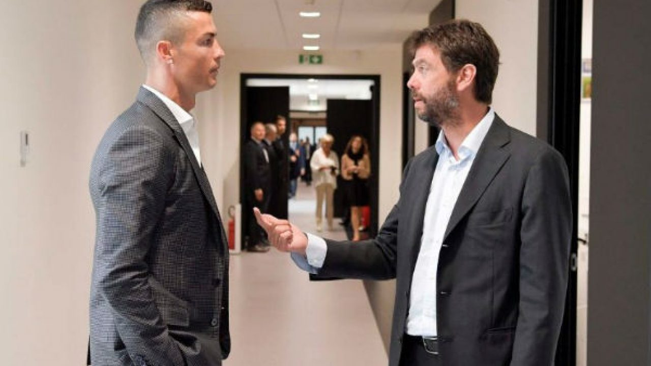 Image result for agnelli ronaldo
