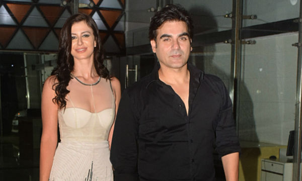 Arbaaz Khan confirms dating Italian model Giorgia Andriani