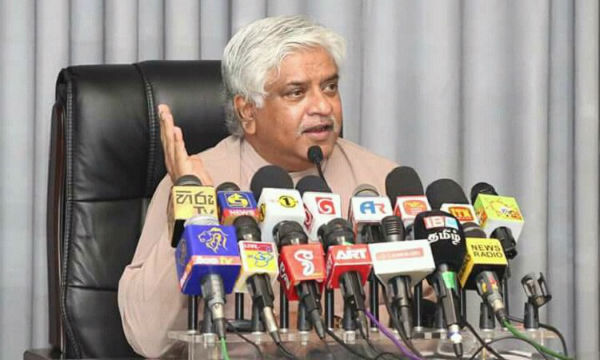 Arjuna Ranatunga seeks Indian help