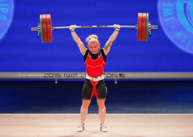 World Record of Boyanka Kostova