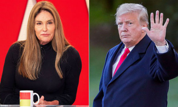 Transgender activist Caitlyn Jenner says regrets backing Trump