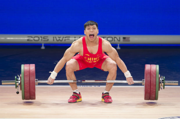 World Record of Chen Lijun