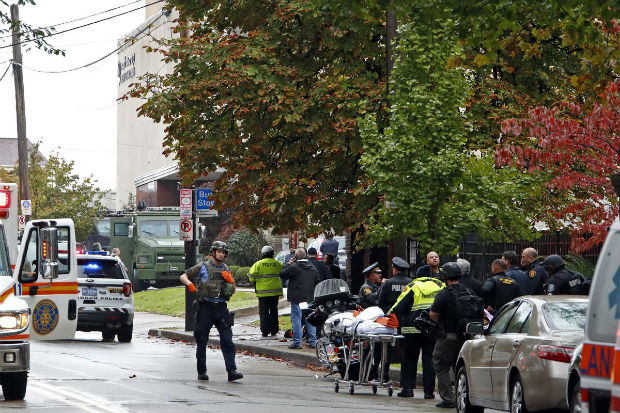 synagogue massacre