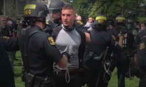 FBI arrested Robert Rundo