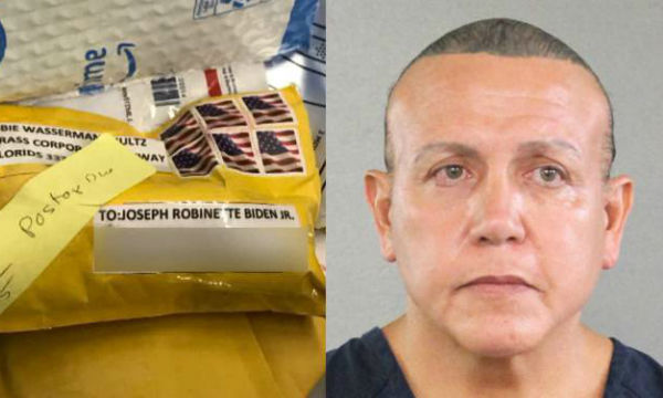 CIA arrested Florida man Cesar Sayoc