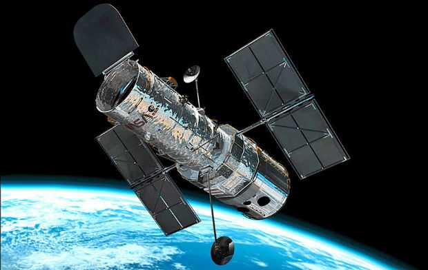 Hubble Space Telescope