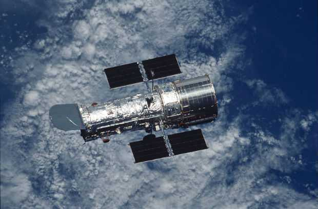 NASA on Hubble Space Telescope