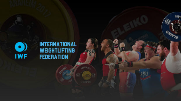 World Weightlifting Championships 2018 Athletes