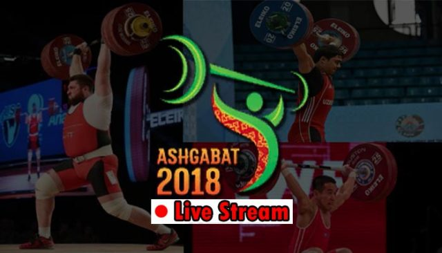 iwf world championships 2018 live stream