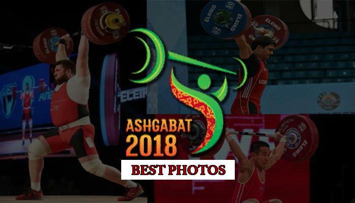 IWF World Championships 2018 Photos