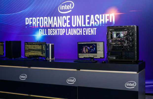 Intel Gaming chips