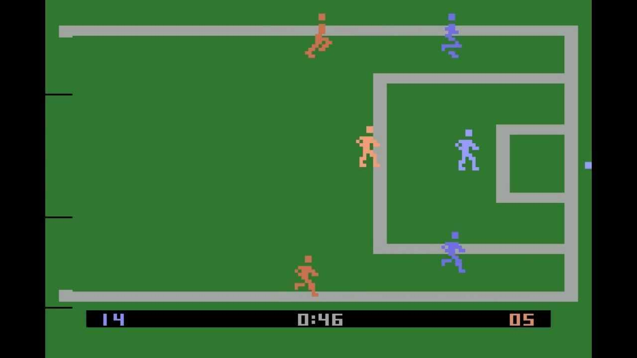 Video Games of the 70's