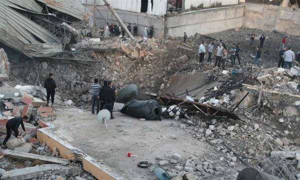 Israeli Jets Attack Gaza