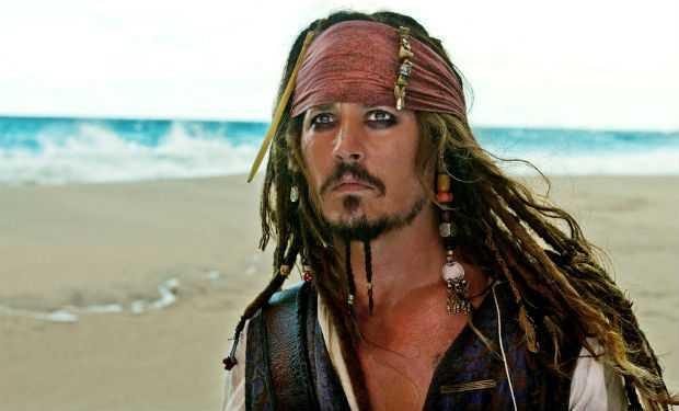 Johnny Depp Dropped as Jack Sparrow