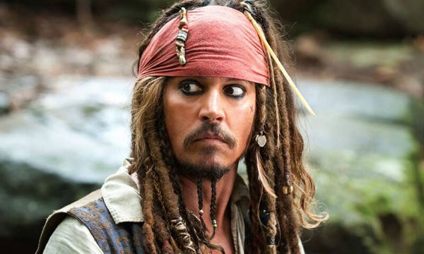 Johnny Depp dropped from Pirates of the Caribbean
