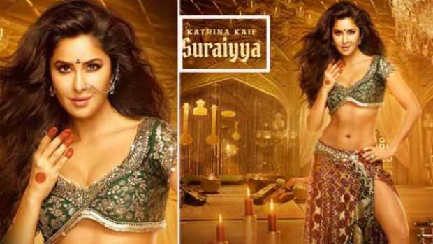 Katrina Kaif Suraiyya