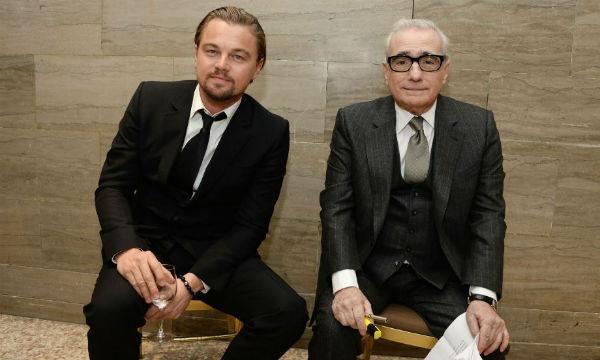 Leonardo DiCaprio unites with Martin Scorsese