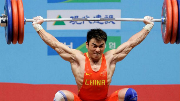 World Record of Liao Hui