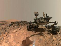 Study finds Oxygen on Mars Surface