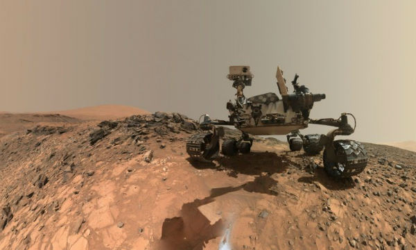 Study finds Oxygen on Mars Surface