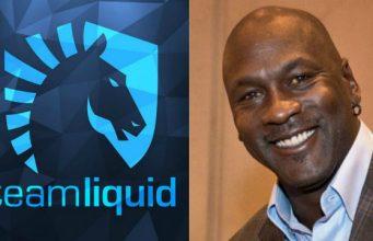 Michael Jordan invests in Team Liquid