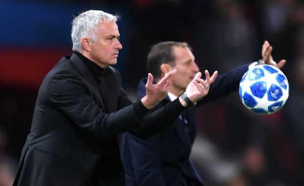 Jose Mourinho on Juventus