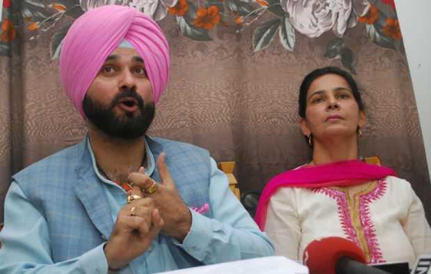 Navjot Singh Sidhu speaks on Amritsar Tragedy
