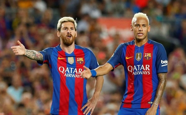 Neymar hails Lionel Messi as his 'idol', calls Cristiano Ronaldo a 'monster'