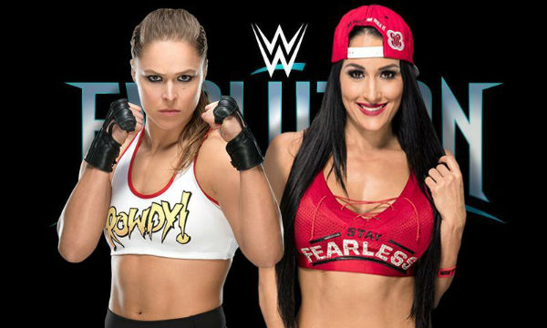 Nikki Bella is really upset by for the John Cena taunts by Ronda Rousey